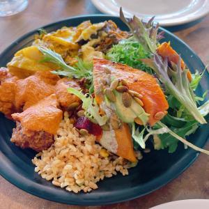 安くて美味しい Girikana ベジタリアンカフェ in サウスポート