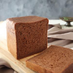 (レシピ)チョコ食パン
