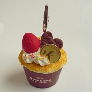 9/28山前公民館「カップケーキのメモスタンド作り」ありがとうございました♪
