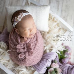 赤ちゃん誕生の記念♡ニューボーンフォト撮影のご案内【福山市出張撮影】