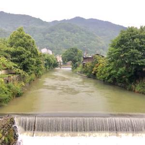親友の墓参りに嵐山へ、そして京都の夜