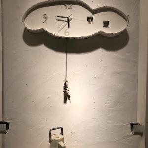 明日から『澤山工作所展』『みかんばあさんの山のえはがきやさん』