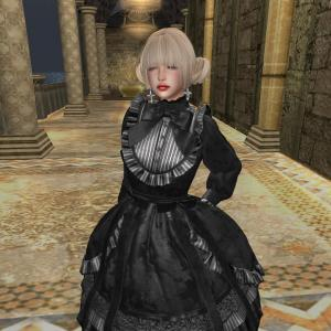 * EXiA * Natasha Dress Black