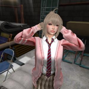 toksik - Academy Uniform (Pink)