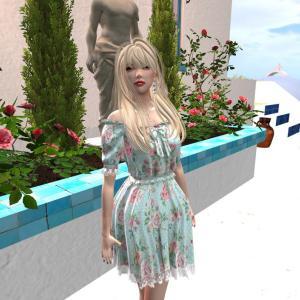 ***Ambrosia***Flora[blue] ~Maitreya