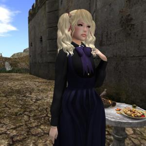 {Rosier} / Ayane Uniform / Navy
