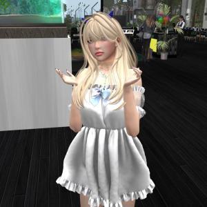 [V.C.LAB] H x H GACHA dress 06