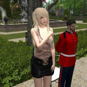 [sYs] VANDA outfit (body mesh) - nude