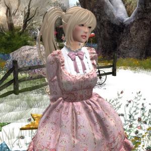 ***Ambrosia***Classical Doll[pink] ~Maitreya