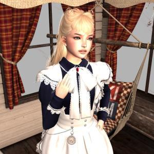 {Rosier} / Madeline Maid Dress
