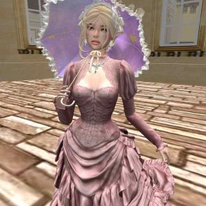 toksik - Descent Dress (Pink)