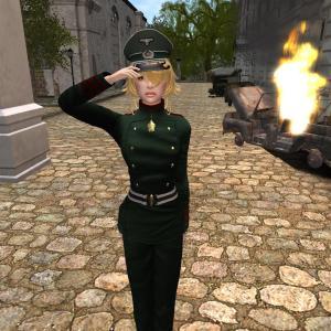 [Val'More] - Guntai Uniform - Green