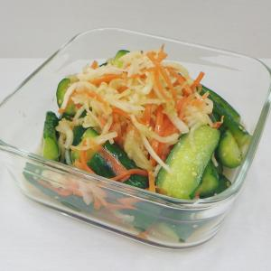 11/18オイキムチ、鯖缶サラダ、スリランカカレー、マルちゃん7種の野菜のスパイスカレーラーメン