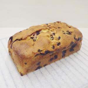 レシピメモ:ブルーベリーパウンドケーキ、秋のケーキ2種、クッキーいろいろ、バースデーケーキ