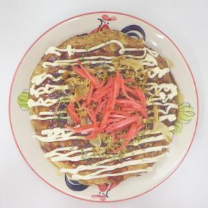 9/22野菜の大量消費に! 茄子味噌と低糖質でボリューム満点なキャベおこ