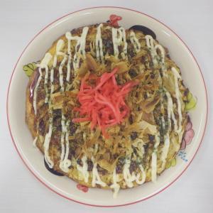 1/15大好物の生牡蠣を堪能☺︎♫幸せな朝、低糖質なキャベおこ<糖質多め揚げないヘルシー大学芋