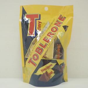 免税店でおなじみのチョコレートと言えば!トブラローネ(TOBLERONE)
