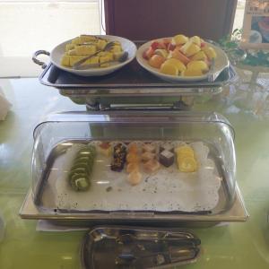 ランチバイキング♫特に美味しかったのは冷たい麺類、土用丑の日☺︎母が送ってくれた鰻☺︎