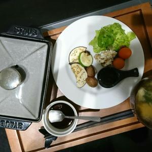 牡蠣とほたての、食べきりボウチャイ飯♪