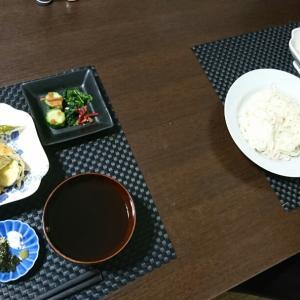糸島野菜天に♪糸島ごぼうの炊き込みごはんと、素揚げごぼう(*^^*)♪♪♪