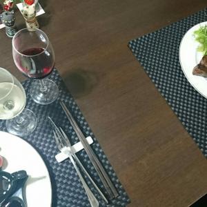 葉山牛フィレステーキ\(^-^)/初のギリシャ赤ワインと大満喫