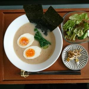 ロン龍、赤龍、カレー龍、5種ラーメン食べ比べ(*^^*)♪♪♪
