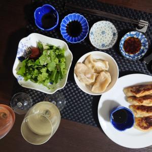 中国東北部ルーツの餃子テイクアウト de おうちのみ♪