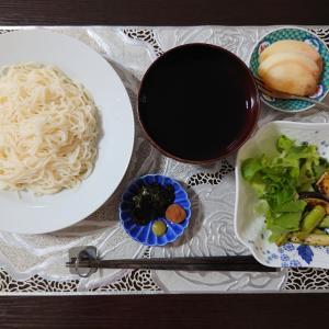 卯月製麺の「雪国の国産小麦そうめん」