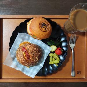 パンと焼き菓子のぱぱぱぱーん!ブリオッシュ専門店(*^^*)♪♪♪