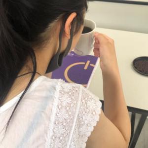 TIME誌でお勉強 受験生がんばってる!