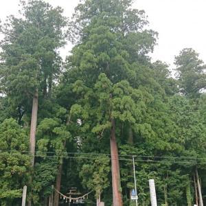 播磨国一の宮 伊和神社 と たまご