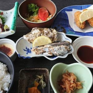 【薬膳】牡蠣ご膳 道の駅みつ