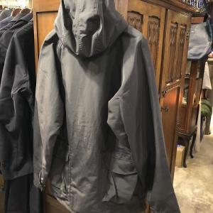 ササフラスの60/40のジャケットの入荷。。。