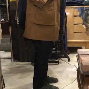 ARANのキルティングコート。。。