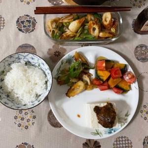 料理の簡素化
