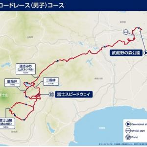 激走!オリンピックコース・・・東京2020を走る