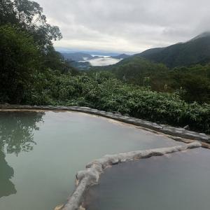 秘湯を目指せ・・・那須・三斗小屋温泉