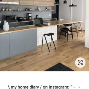 アトリエの移転 キッチン編1 「嫁さん」のイメージが…