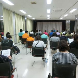 喜久寿苑「機能訓練について勉強会を開きました。」