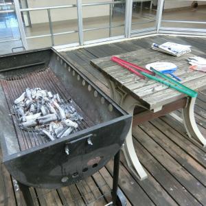 喜久寿苑「BBQを行いました!」