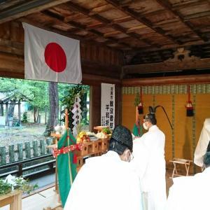 令和二年 加賀市戦没者慰霊平和祈願祭