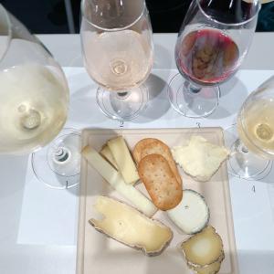 ASUKA L'ecole du vin 夏のチーズとワインのレッスン