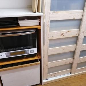 わが家の食器棚