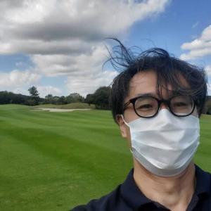 『ゴルフコース』デビュー!!