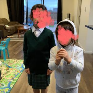 祝・子ども学校再開と3歳バースデー