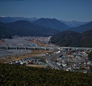 静岡・賎機山ハイキング
