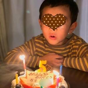 アッキーの誕生日