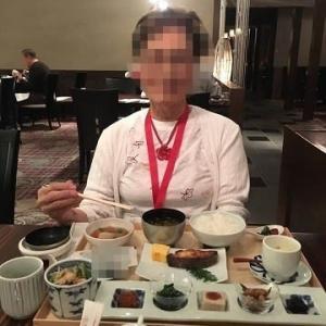 伝統的な日本の朝ご飯