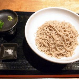 【そば黒船@松山】上質な空間で絶品な十割蕎麦を堪能♪