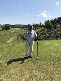 ゴルフでエンジョイ !!